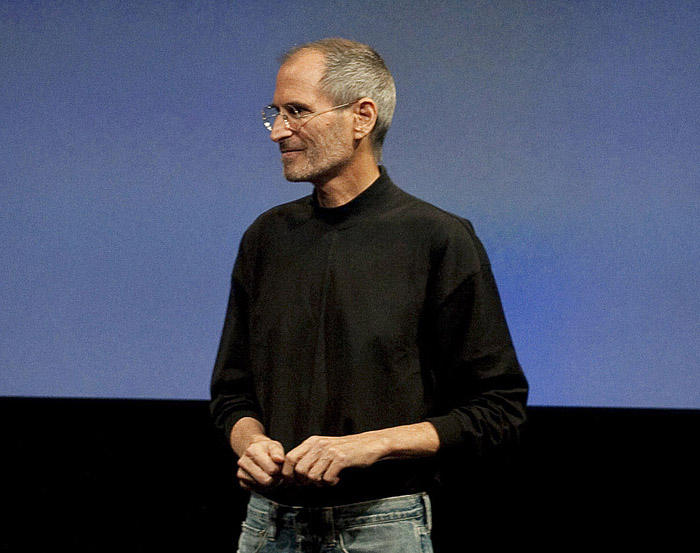 Apple CEO Steve Jobs: Back to stirring things up with his current campaign to persuade mobile developers to bypass Adobe's Flash video technology.