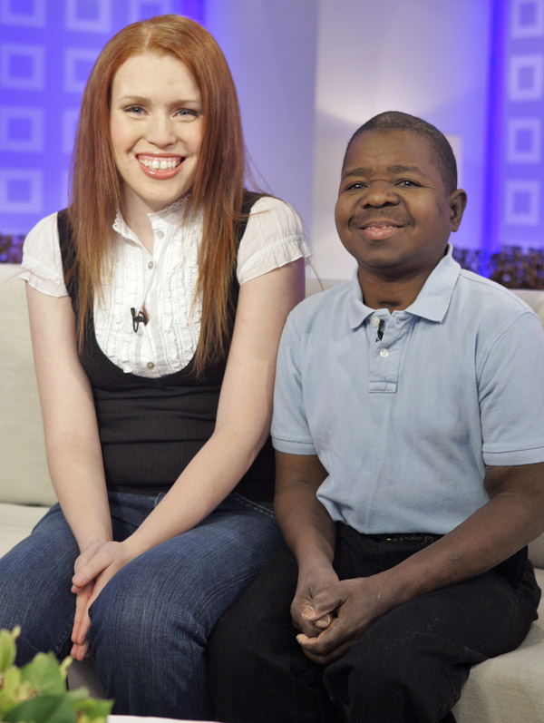 """In this 2008 photo, Coleman and his wife, Shannon Price, appear on the the NBC """"Today"""" television program in New York."""