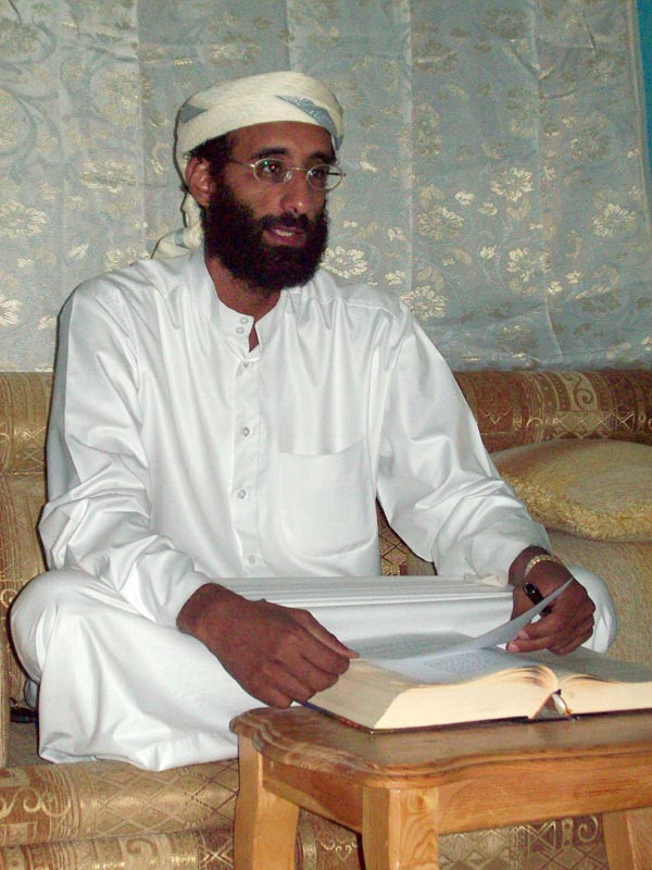 Anwar al-Awlaki advocated killing American civilians in a new al-Qaida video Sunday.