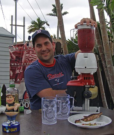 """CHEF JOHN CROATTI, also known as """"Big Grill Johnny,"""" shares his favorite barbecue sauce recipe. To see Croatti in action, tune into the premier of """"GrillSeekers"""" at 8:30 p.m. June 7 on Comcast SportsNet."""