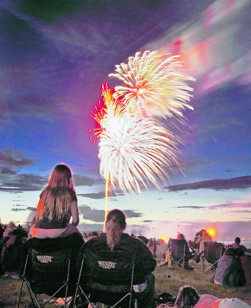"This year's Fourth of July celebration on the Eastern Prom will be named ""The Stars and Stripes Spectacular,"" and the PSO's performance will be titled ""Patriotic Pops."""