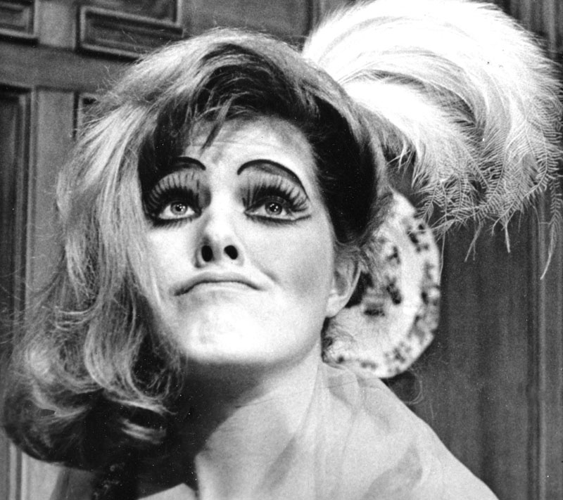 """In this 1965 file photo, British actress Lynn Redgrave, 22, is shown in a scene from the movie """"Georgy Girl."""" Redgrave was an introspective and independent player in her family's acting dynasty who became a 1960s sensation as the freethinking title character of """"Georgy Girl"""" and later dramatized her troubled past in one-woman stage performances."""