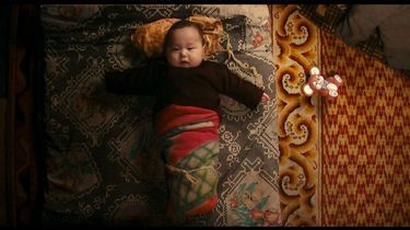 Bayarjargal, who lives in Mongolia with his family, in