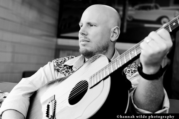 Travis James Humphrey performs Monday in Biddeford and Friday in Portland.