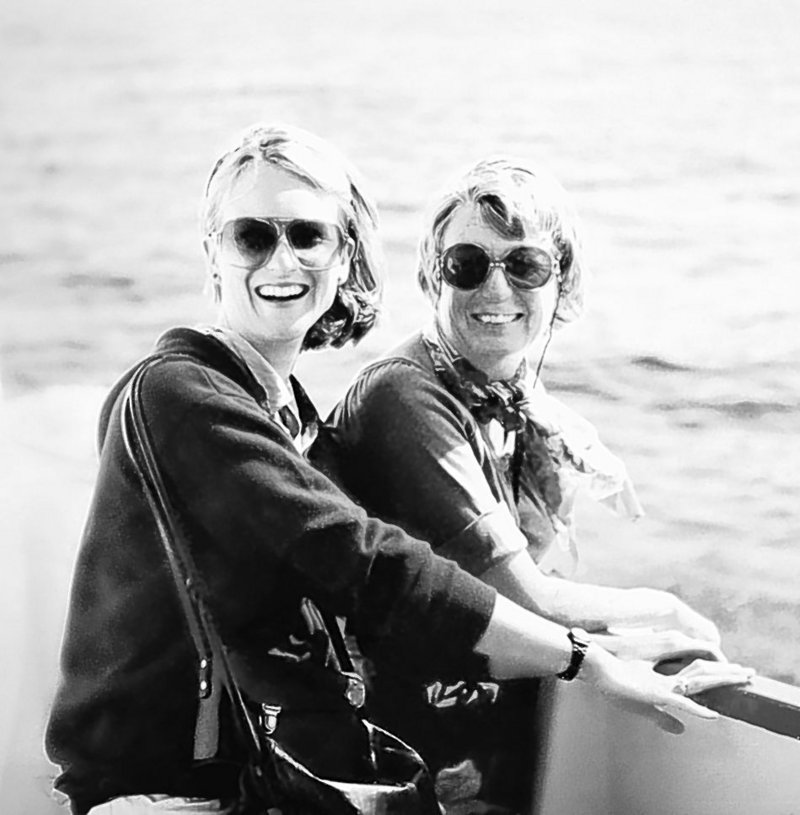 Blanche Christerson and her mother, Hedda Lark, right, seen here on an excursion to Catalina Island, Calif., 25 years ago, are among the 60,000 Americans wrestling with a tax quagmire caused by complicated changes in the way taxes are levied on estates.