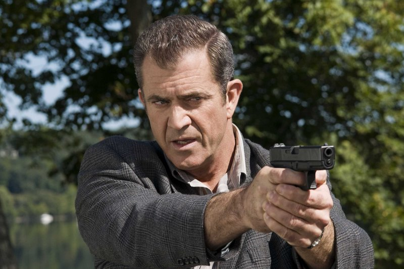 """Mel Gibson in stars in """"Edge of Darkness."""""""