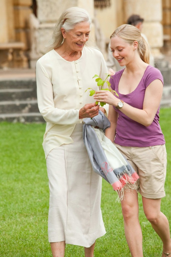 """Vanessa Redgrave and Amanda Seyfried in """"Letters to Juliet."""""""