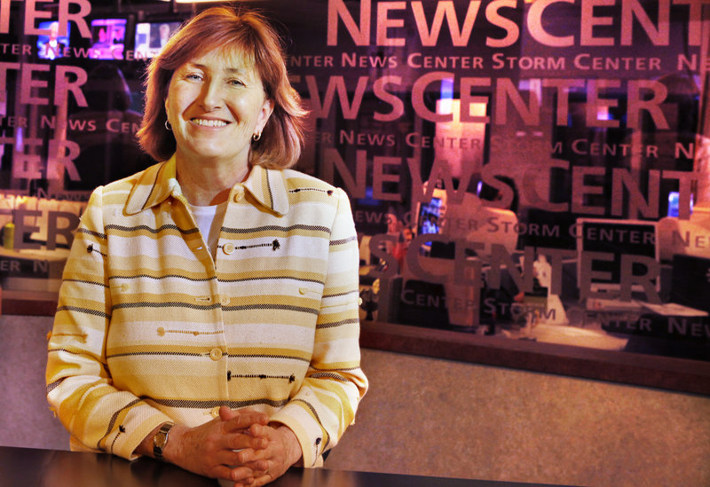 WCSH 6 reporter Susan Kimball is leaving the Portland airwaves after 28 years as a television journalist. She says she still loves her job but feels it's time to try something different. Her last day at the station is today.