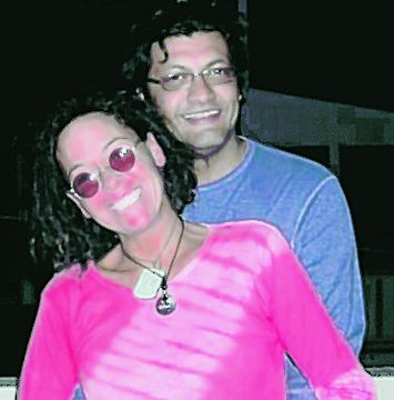 Mohammad Rahman and his wife, Sara Rahman, shown in a Facebook photo, recently moved into an apartment in South Portland.