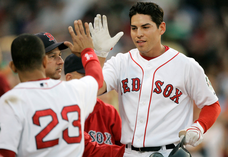 With the Triple-A PawSox headed to Virginia, Jacoby Ellsbury will come to Portland for work as he continues to recover from fractured ribs.