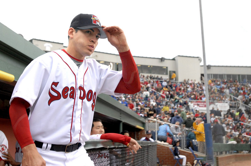 Jacoby Ellsbury is recuperating from broken ribs suffered April 11 in an onfield collision. He will be evaluated in Boston today, but could return to Hadlock later in the week.