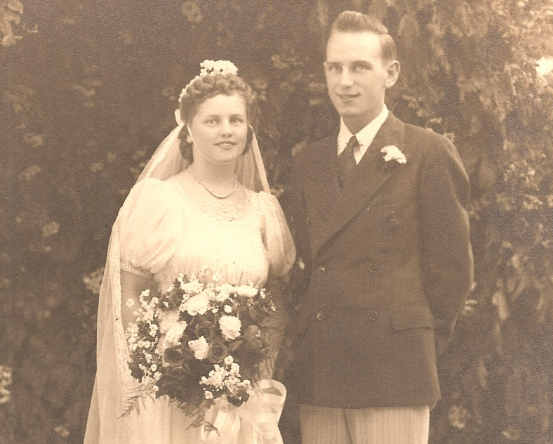 Irving and Ethel Knowles, June 27, 1940