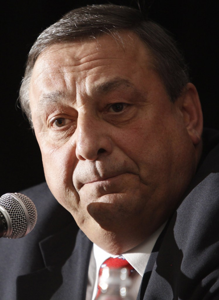 Paul LePage, Waterville Republican