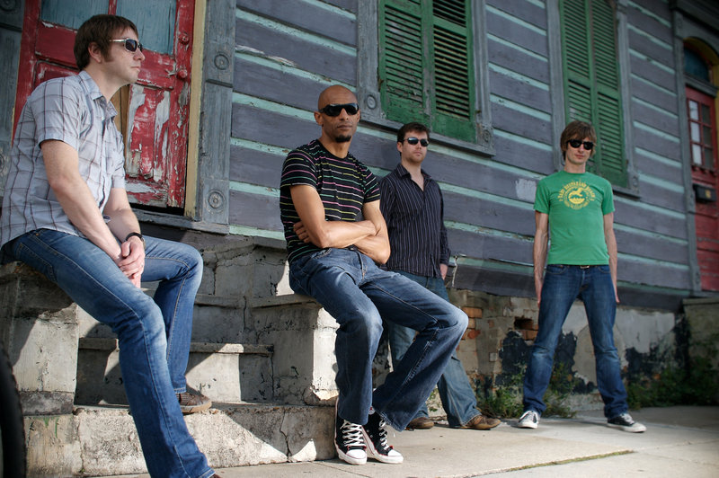 British funk band the New Mastersounds performs a 21-and-older show at Port City Music Hall Saturday.
