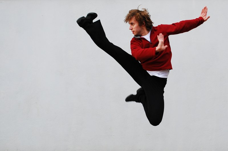 """Zack Betty, 18, of Standish made it to the Las Vegas callbacks in the current season of """"So You Think You Can Dance."""""""