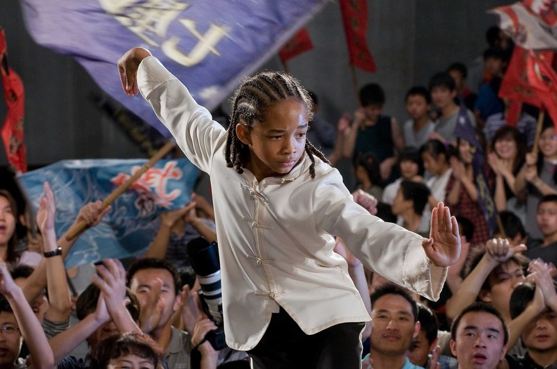 Jaden Smith plays the title role in