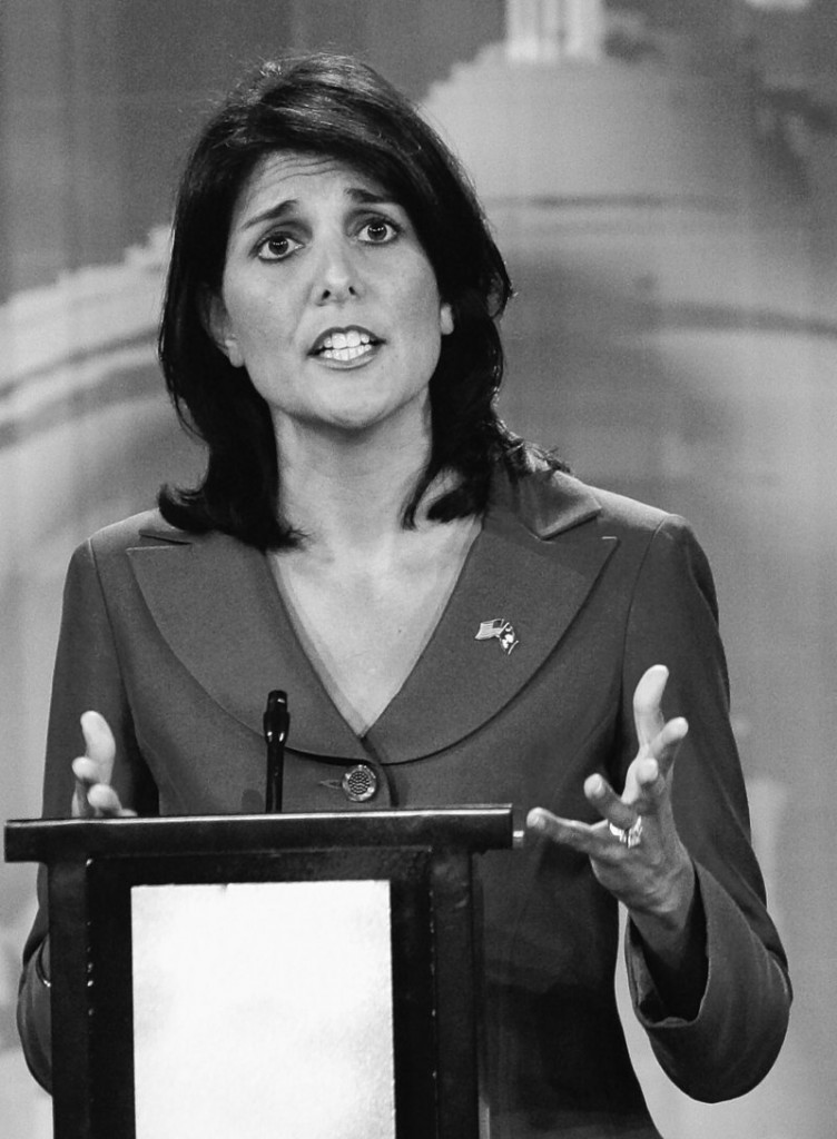 S.C. State Rep. Nikki Haley had hoped to win the GOP nod in the race for governor, but failed to avoid a runoff election.
