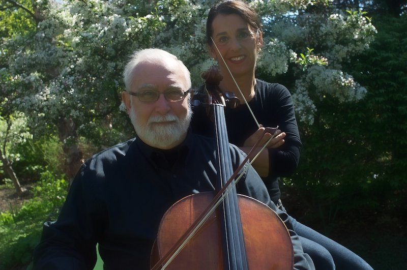 Marc Johnson, longtime cellist for the Vermeer Quartet, joins conductor Janna Hymes and Maine Pro Musica in concert on Friday at the Camden Opera House.