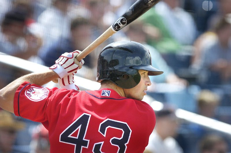 Daniel Nava is a 27-year-old outfielder not considered a top prospect in the Red Sox organization, but he leads Pawtucket in average, homers and RBI in his first Triple-A season. He hit a grand slam in his first at-bat with the Red Sox on Saturday.