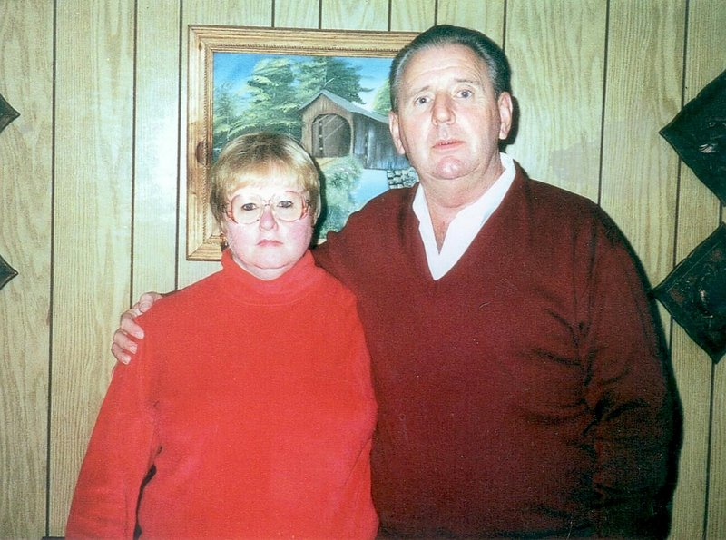 "Sally O'Malley and her partner, Allen Westberry. Mrs. O'Malley ""wanted to be a good person, and she was,"" said Chad O'Malley, one of her three sons."