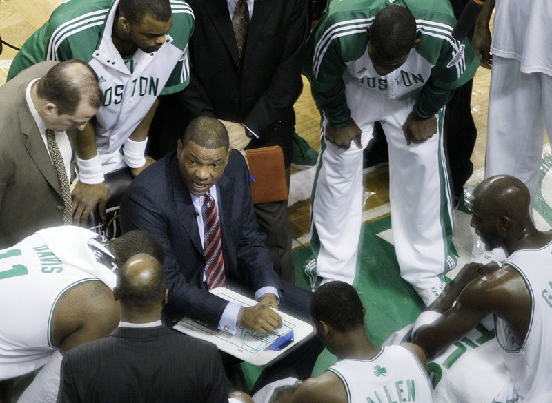 Doc Rivers knows what is like hold a 3-2 series lead and lose the NBA finals. He was a member of the 1994 New York Knicks team that lost to the Houston Rockets in seven games. He wants to avoid that experience as a coach.