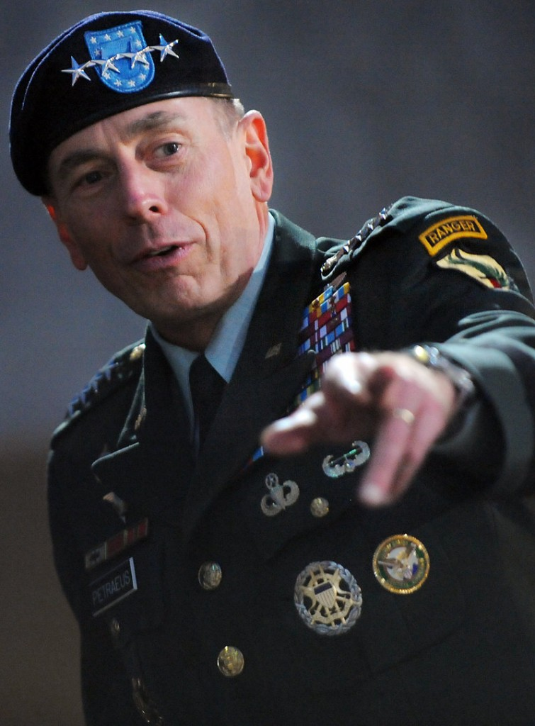 Gen. David Petraeus, architect of the Iraq war turnaround, has a reputation for rigorous discipline and keeps a punishing work pace.