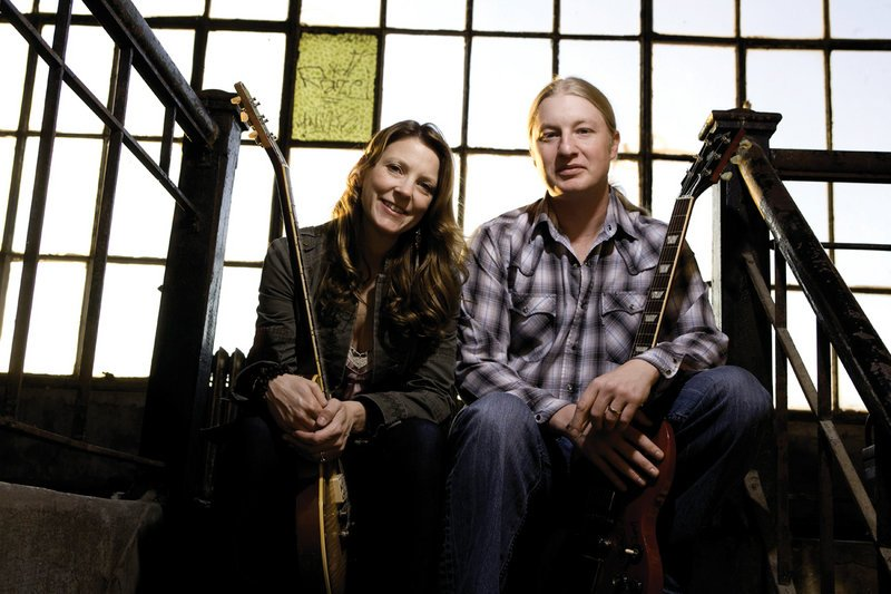 Susan Tedeschi and Derek Trucks