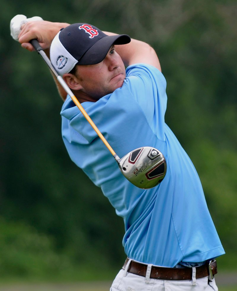 Eric Higgins, the 2007 Maine Amateur champion, is hoping to build on the momentum of a solid finish last week at the Massachusetts Open.