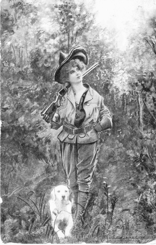 Victorians romanticized Diana, the Roman goddess of the hunt, who became a beloved figure.