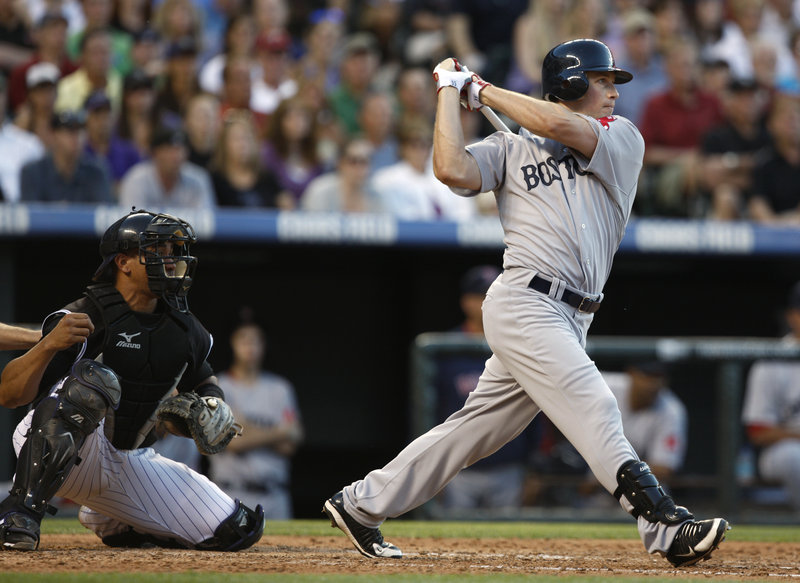 Daniel Nava once washed uniforms for his college team. Once failed to make it in the independent leagues. And today is playing pretty regularly for the Boston Red Sox, sporting a .291 batting average. Go figure. If it's all a dream, he's hoping not to wake up anytime soon.