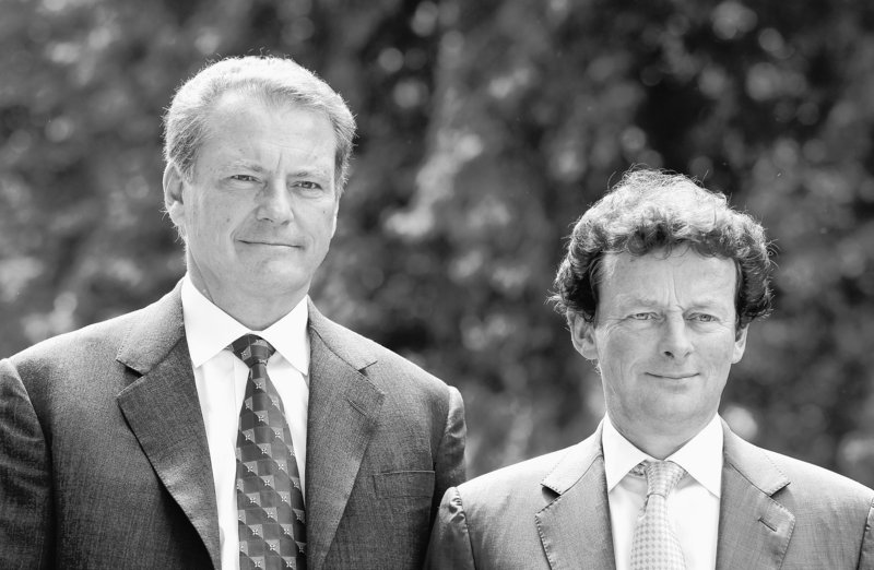 BP Chairman Carl-Henric Svanberg, left, and CEO Tony Hayward agreed last month to set up a $20 billion compensation fund for the gulf spill.