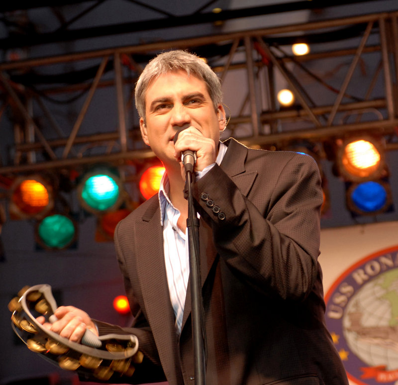 Taylor Hicks performs July 27 in Ogunquit.