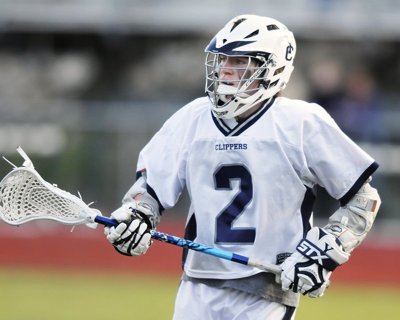 Steven Petrovek took up lacrosse after his family moved to Maine from Colorado, and he made up for lost time by spending countless hours working on his skills.