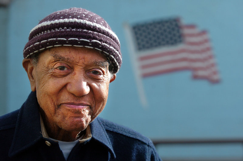 Vernon Baker, of St. Maries, Idaho, was the last living black soldier who belatedly received the Medal of Honor.