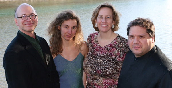 The DaPonte String Quartet performs with violist Marcus Thompson at 7:30 p.m. Friday at the Barn Gallery in Ogunquit.