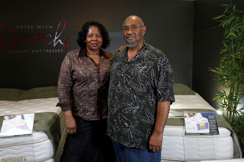Carl and Emma Calhoun, owners of Body Rest Mattress Co. in St. Petersburg, Fla., are having a difficult time getting loans for their mattress manufacturing business. A $30 billion loan fund proposed by the Obama administration would make federal loans to banks cheaper as the banks in turn increase their lending to small businesses.