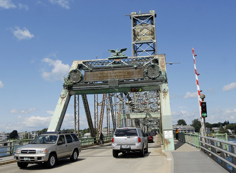 The possible closure of Memorial Bridge between Kittery and Portsmouth, N.H., is the focus of much of the debate.