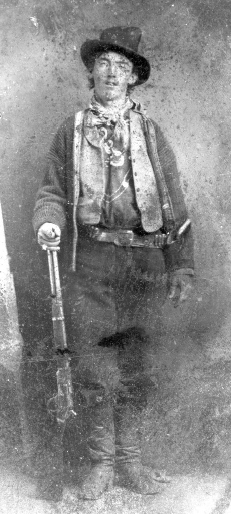 William Bonney, also known as Billy the Kid.