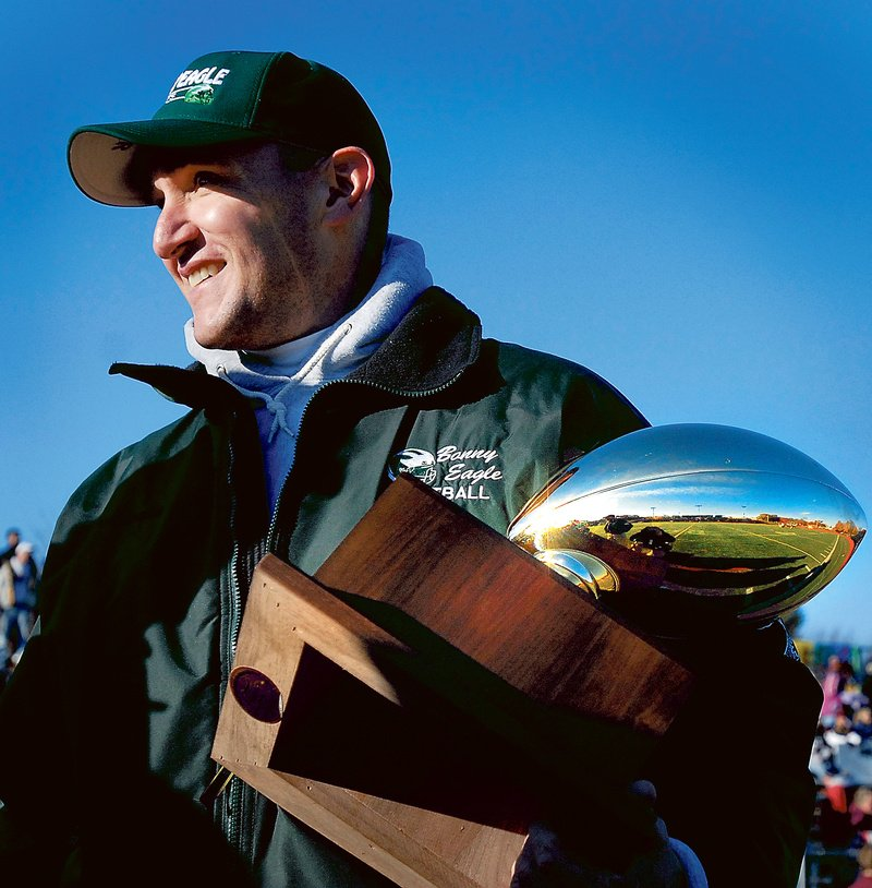 Bonny Eagle Coach Kevin Cooper knows what it's like to lead his team to back-to-back state titles – the Scots won four Class A crowns in a five-year span. But no other Class A team has earned consecutive titles in the last 15 years.