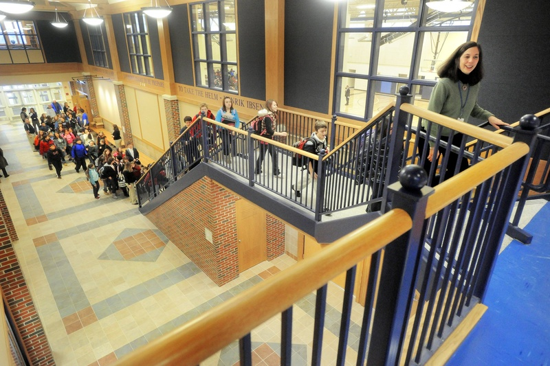 Even though Maine schools did not qualify for federal Race to the Top funding, some program goals are still a state focus.