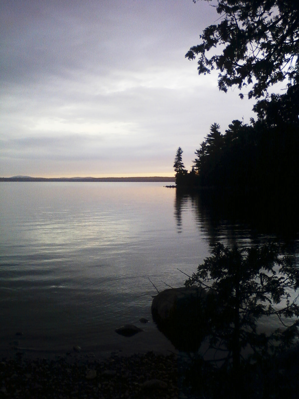 Lily Bay State Park on Moosehead Lake is one of Maine's busiest state parks and has had a busy camping season. All 90 campsites were booked for the first two weekends of August, with campers enjoying what they call wild scenery.