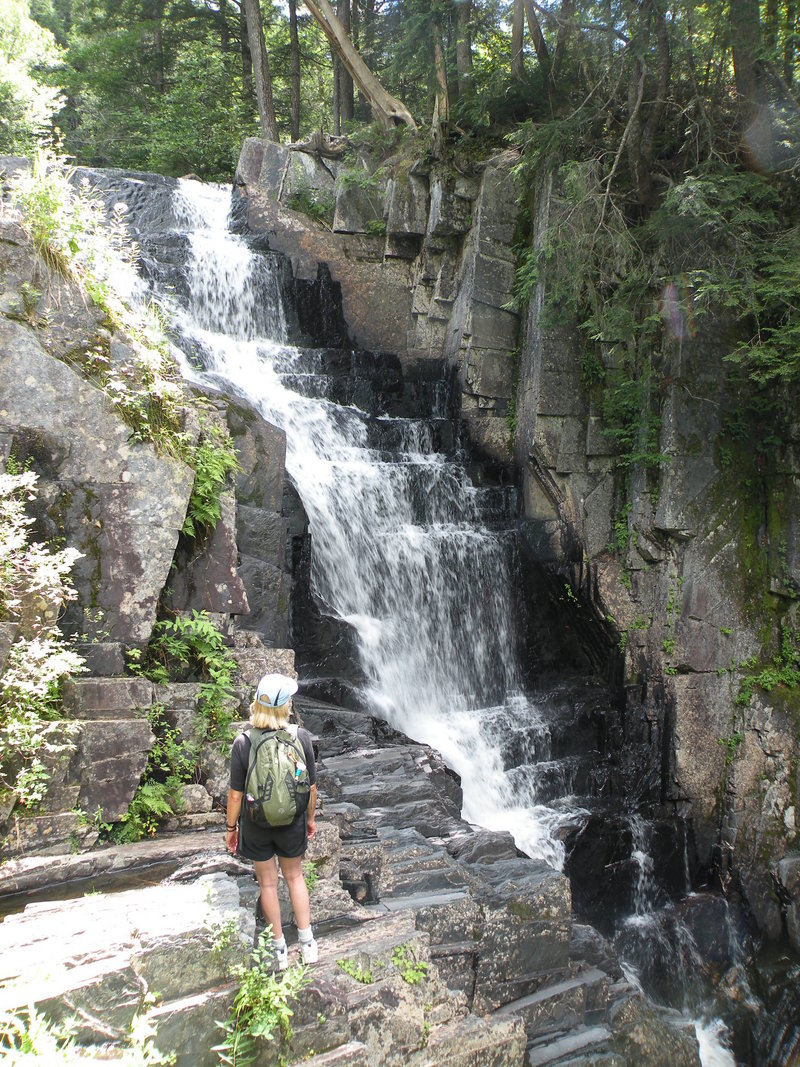 hiking waterfalls will leave you head over heels the