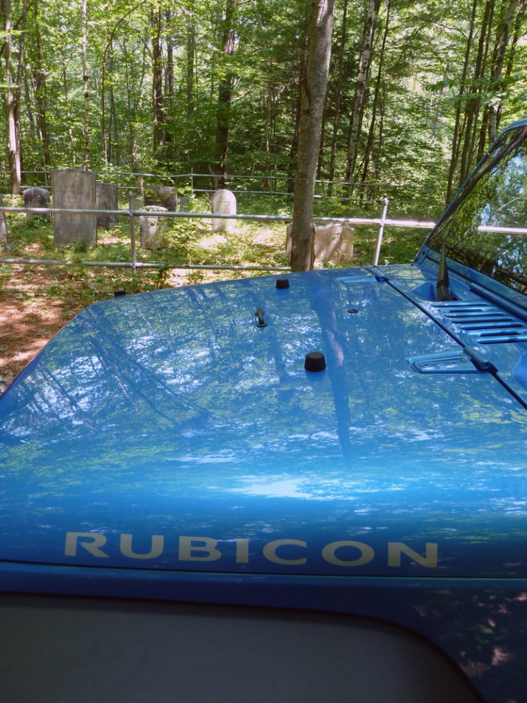 The top-of-the-line Rubicon has high-tech off-road features.
