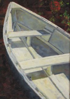 """Sun-Bleached Skiff"" from ""At the Water's Edge"""