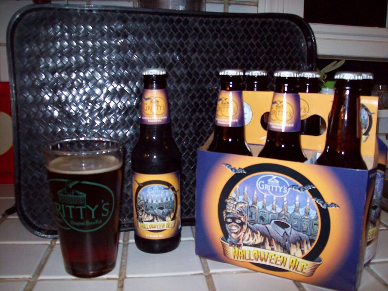 Gritty McDuff's brews its first batch of Halloween Ale each year on a full moon or Friday the 13th. This year's initial offering will take shape Friday at Gritty's pubs in Portland, Freeport and Auburn.
