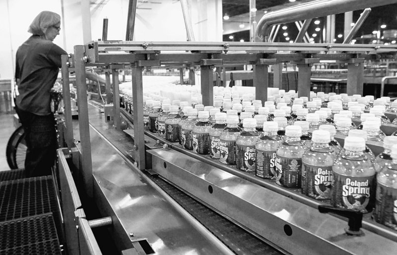 Bottling water to sell out of state is a big business that Mainers should benefit from, readers say.