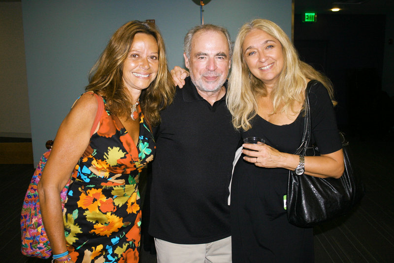Authors Joyce Maynard, Richard Russo and Ann Hood