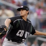 Jeff Locke, a North Conway, N.H., native who visited Hadlock Field several times as a fan, was back Wednesday night and looking good as the starting pitcher for the Altoona Curve. Locke allowed three hits and struck out eight in seven innings of a 1-0 victory against the Sea Dogs.