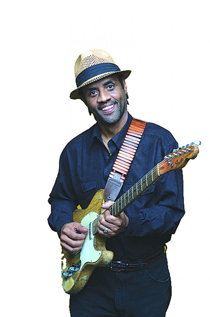 "Kenny Neal, Blues artist: ""If you're doing the blues, you want to keep it real, sing out reality. I think some of the guys who play it don't do their homework."""
