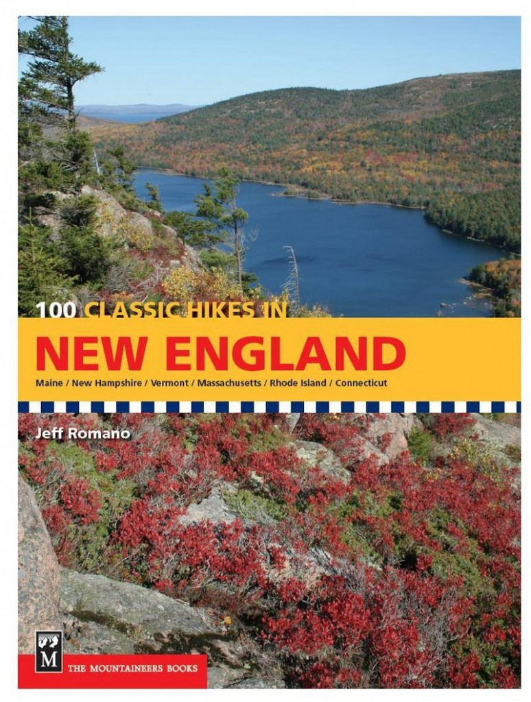 You'll know exactly what you're getting into with this new book, which provides detailed information on New England hikes.